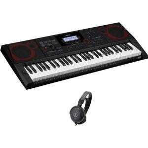 CASIO CT-X3000(audio-technicaヘッドホン付) 高音質&ポータブルを両立したAiX音源搭載キーボード aion