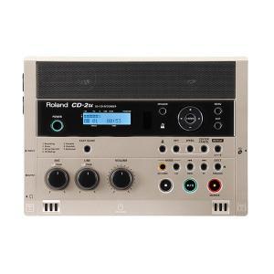 Roland CD-2u 練習や学習に活かせる、簡単操作で高品位なレコーディングが可能なSD/CDレコーダー|aion