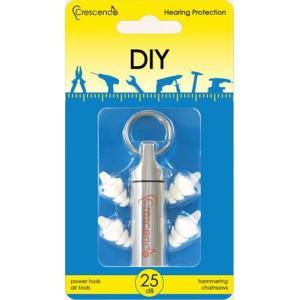 【処分特価】Crescendo DIY 25dB 電動工具用 イヤープロテクター/メール便発送・代金引換不可|aion