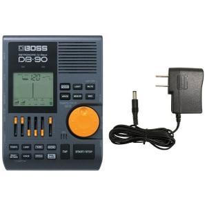 BOSS DB-90(汎用ACアダプター/AD9V/500mA付) Dr.Beat リズム・コーチ機能搭載ドクター・ビート最上位モデル/Roland|aion