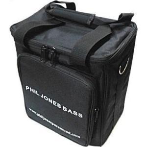 PJB/Phil Jones Bass Double Four専用キャリングバッグ/キャリングケース/送料無料|aion