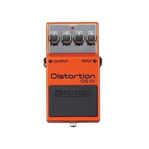 BOSS DS-1X/Distortion 最先端のディストーション