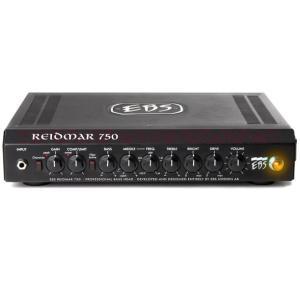 EBS Reidmar 750 Dクラス=デジタルパワーアンプを採用した700Wアンプヘッド|aion