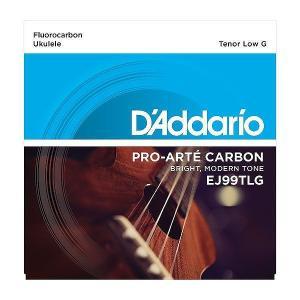 【ウクレレ弦×10セット/Low-G】D'Addario EJ99TLG×10 Low-G/メール便発送・代金引換不可ダダリオ aion