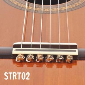 Felipe Conde STRT02 鼈甲調 STRING TIE クラシックギター用 ストリングタイ/メール便発送・代金引換不可|aion