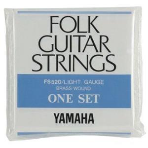 YAMAHA FS-520×1 フォーク弦/ライト/セット弦×1(FS520)/メール便発送・代金引...