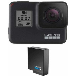 GoPro CHDHX-701-FW + AABAT-001-AS aion