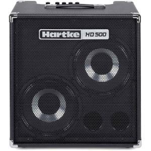 【数量限定特価】Hartke HD500 10インチ×2 HyDriveスピーカー搭載 ベースアンプ コンボアンプ/送料無料|aion