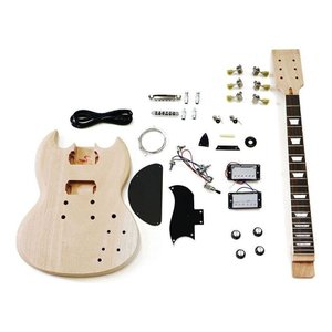 HOSCO ER-KIT-SG エレキギター/SGタイプ 組み立てキット ★難易度:中 aion