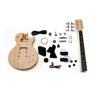 【ポイント6倍】HOSCO ER-KIT-SLP エレキギター/LPスペシャルタイプ 組み立てキット ★難易度:中/送料無料|aion