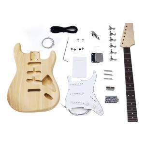 HOSCO ER-KIT-ST エレキギター/ストラトタイプ 組み立てキット ★難易度:中/送料無料|aion
