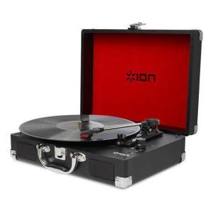 ION AUDIO VINYL MOTION ポータブル スーツケース型 レコードプレーヤー