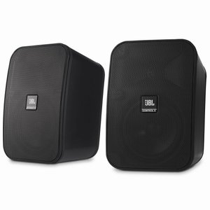 JBL CONTROL X BLK ブラック コンパクトスピーカー CONTROL ONE CONT...