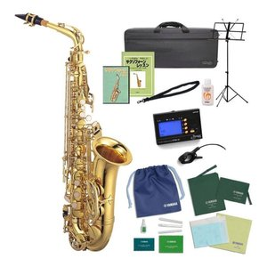 KAERNTNER KAL62/譜面台+教則本+教則DVD+ヤマハお手入れセット+メトロノーム/チューナー付22点セット|aion