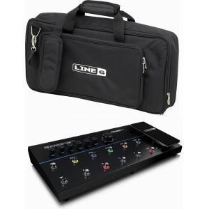 LINE6 Firehawk FX+POD HD500 Bag マルチエフェクター+キャリングバッグ/送料無料