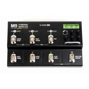 LINE6 M9 Stompbox Modeler パワフル、ポータブル/送料無料