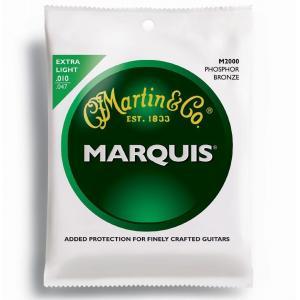 Martin M2000×6セット フォスファー・ブロンズ/アコースティックギター弦/メール便発送・代金引換不可 aion