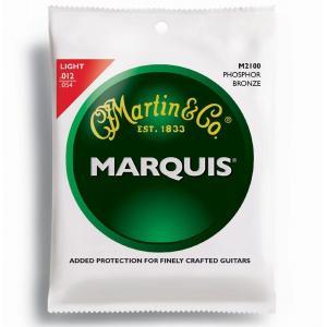 Martin M2100×3セット フォスファー・ブロンズ/アコースティックギター弦/メール便発送・代金引換不可 aion