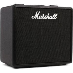 【限定Marshallピック2枚付】Marshall CODE25 あらゆるプログラミングが可能となったモデリングアンプ【正規輸入品】|aion