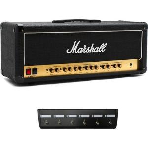 Marshall DSL100H(6Wayフットスイッチ/PEDL91016付)【限定Marshallピック2枚付】|aion