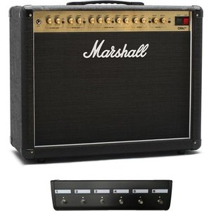 Marshall DSL40C(6Wayフットスイッチ/PEDL91016付)【限定Marshallピック2枚付】|aion