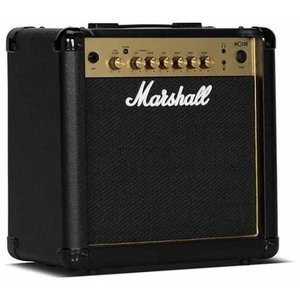 【限定Marshallピック2枚付】Marshall MG15R Gold|aion