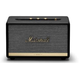【マーシャルグッズプレゼント!!】Marshall ZMS-1001900 Acton II Bluetooth Black|aion