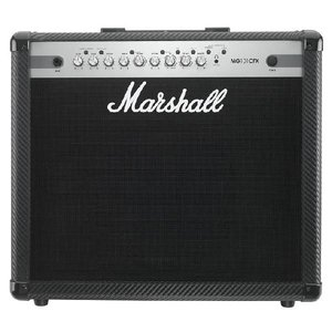 【ポイント12倍】【限定Marshallピック2枚付】Marshall MG101CFX ギターアンプ/送料無料