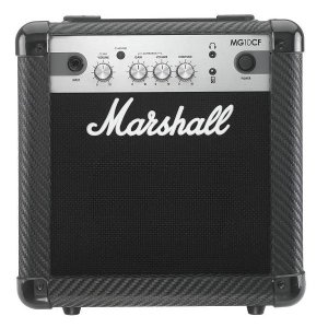 【ポイント14倍】【限定Marshallピック2枚付】Marshall MG10CF MG CF(カーボン・ファイバー)シリーズ/送料無料