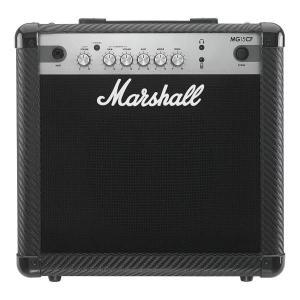 【ポイント14倍】【限定Marshallピック2枚付】Marshall MG15CF MG CF(カーボン・ファイバー)シリーズ/送料無料