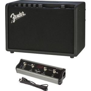 Fender Mustang GT 40 + MGT-4(フットスイッチ) Wi-Fi内蔵/Bluetooth対応Fender Tone appとマッチング/送料無料 aion
