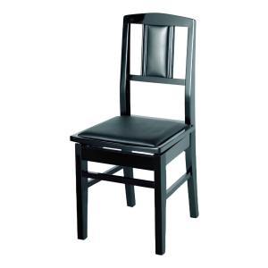 ITOMASA No.7 ピアノイス 背もたれ高低自在ピアノ椅子 トムソン椅子