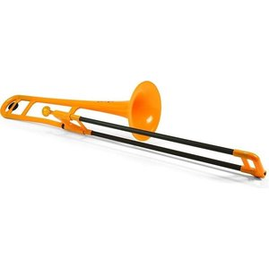 pinstruments PBONE1O pBone/Orange プラスチック製 B♭テナートロンボーン|aion