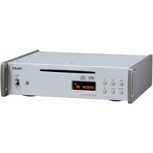 TEAC PD-501HR-SP/S DSD対応CDプレーヤー オヤイデ RCAケーブル同梱スペシャルパッケージ/送料無料