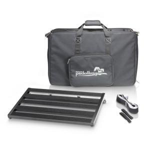 【数量限定特価】Palmer PEDALBAY 60L アルミ製 ペダルボード エフェクターボード/送料無料|aion