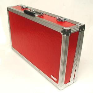 ARMOR PS-2C/RED /レッド/特注色アルモア製FRPエフェクターケース