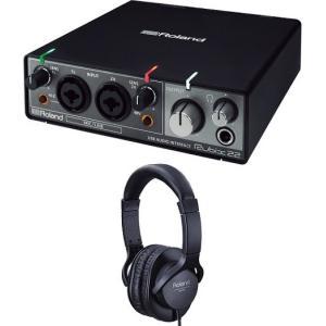 Roland Rubix22 + Roland RH-5(ヘッドホン) USBオーディオ・インターフ...