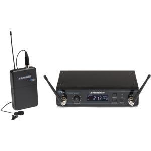 SAMSON ESWC99BLM10J-B CONCERT 99 Presentation 周波数可変式 ワイヤレスシステム w/ラベリアマイク aion