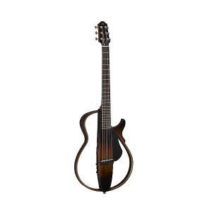 YAMAHA SLG200S/TBS/スチール弦(ソフトケース+インナーフォン付) サイレントギター...