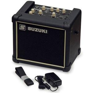 SUZUKI SPA-03 電気大正琴 ハーモニカ メロディオン その他楽器用 多目的アンプ/送料無料|aion