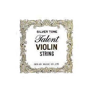 Talent 4/4 バイオリン弦セット×1 全音楽譜出版/ZEN-ON/ゼンオン/メール便発送・代金引換不可