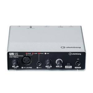 【ポイント6倍】steinberg UR12 2 X 2 USB 2.0 オーディオインターフェース/送料無料|aion
