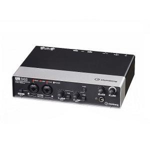 【ポイント7倍】Steinberg UR242 4x2 USB2.0 オーディオインターフェース/送料無料|aion