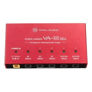 VITAL AUDIO POWER CARRIER VA-05 ADJ オールアイソレート・パワーサ...