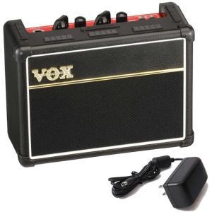 VOX AC2 RhythmVOX BASS + KORG KA181 リズム・パターン 空間系エフェクト内蔵 ベース用 ミニアンプ + ACアダプター/送料無料|aion