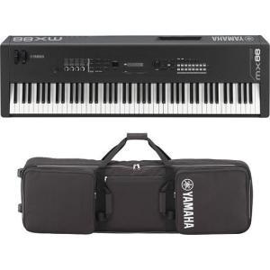 YAMAHA MX88(専用ソフトケース/SC-MX88) ピアノ・シンセサイザー/送料無料・代金引換不可|aion