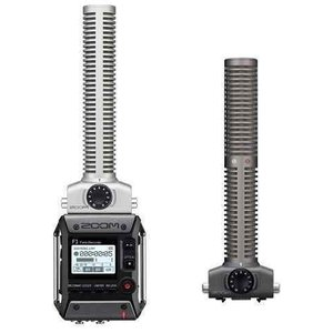 ZOOM F1-SP(追加マイク/SSH-6付) 軽量コンパクトなフィールドレコーダー+超指向性ショットガンマイク|aion