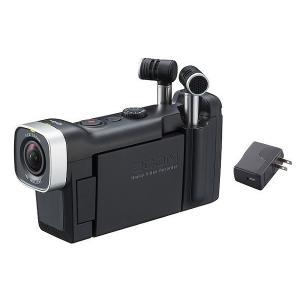 ZOOM Q4n+AD-17A(ACアダプター) 音にこだわるビデオレコーダー