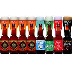 ビール ギフト セット 網走ビール 発泡酒 330ml 8本 詰め合わせ 飲み比べ ケース 北海道 地ビール クラフト 麦酒 お酒 贈り物 ご贈答|aionline-japan