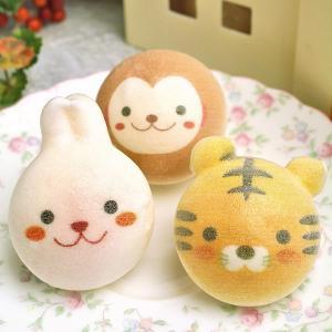 お絵かきマカロン 動物っこ 3個 詰め合わせ お家の箱入り | かわいい お菓子 スイーツ ギフト|aionline-japan